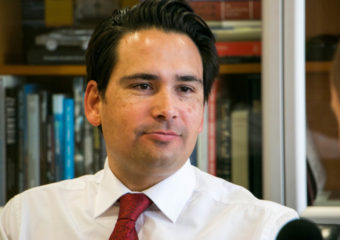 Simon Bridges National Party New Zealand
