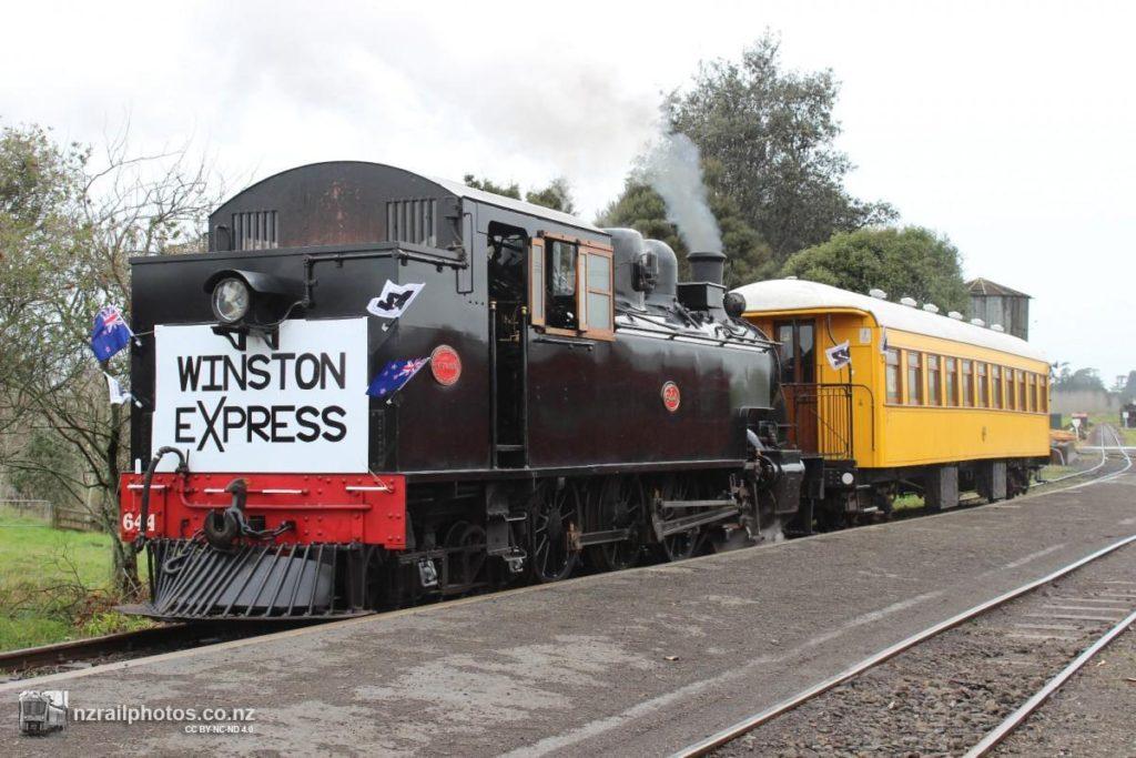 Winston Express Train