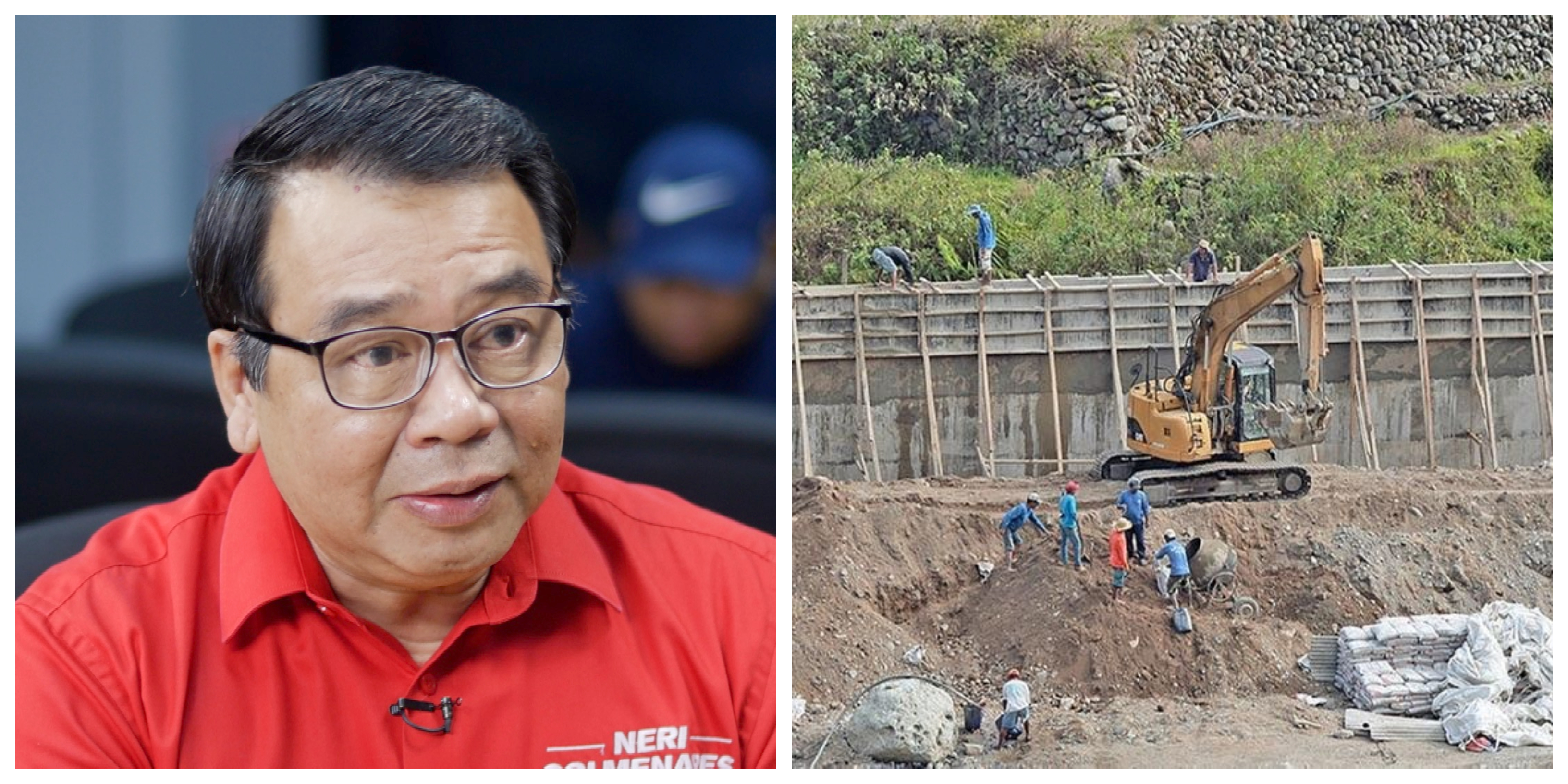 Neri Colmenares and the Chico River irrigation project