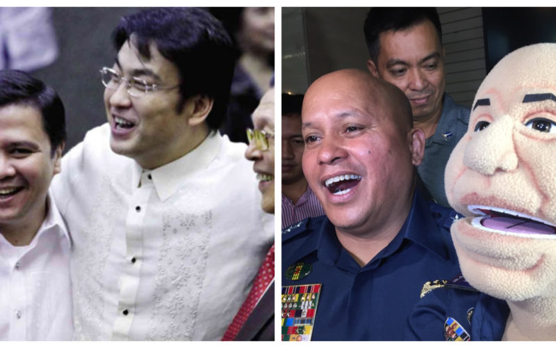 Traditional politicians Philippines