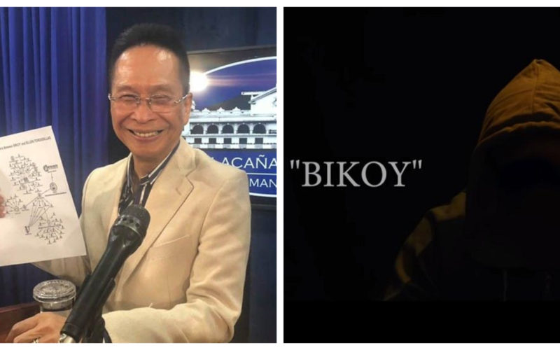 Sal Panelo and Bikoy Matrix
