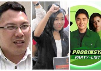 Ronald Cardema, Sarah Elago and Ang Probinsyano