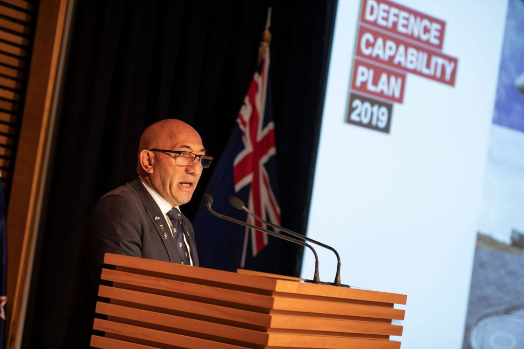 Ron Mark Defence Capability Plan 2019