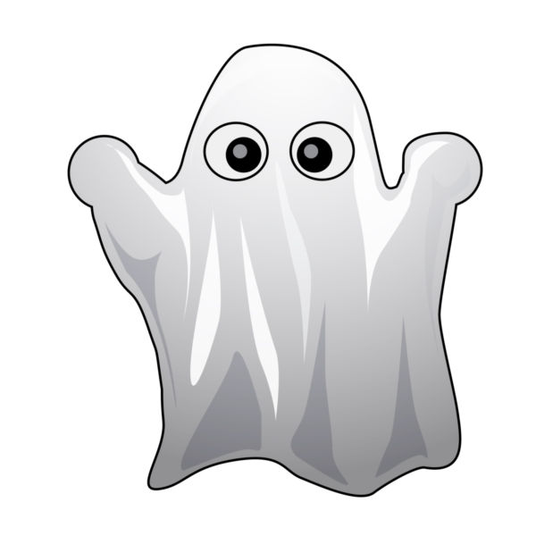 Ghost stock image