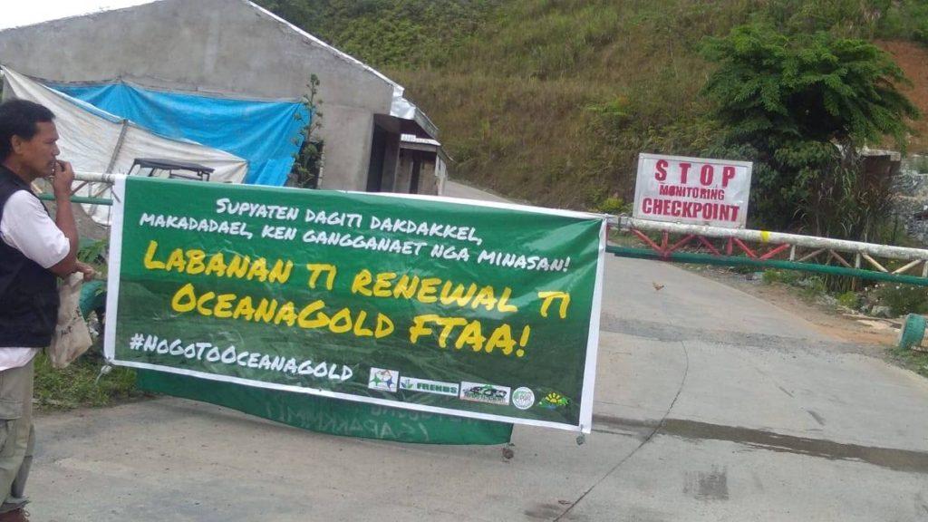 Nueva Vizcaya Didipio Mine FTAA OceanaGold Philippines