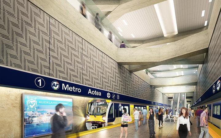 Auckland City Rail Link