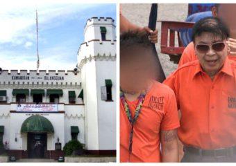 Mayor Antonio Sanchez and Bureau of Corrections