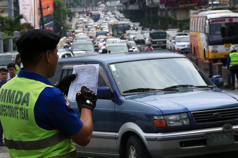 MMDA Traffic enforcer
