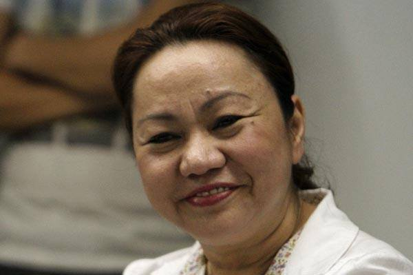 Janet Lim Napoles Pork barrel queen
