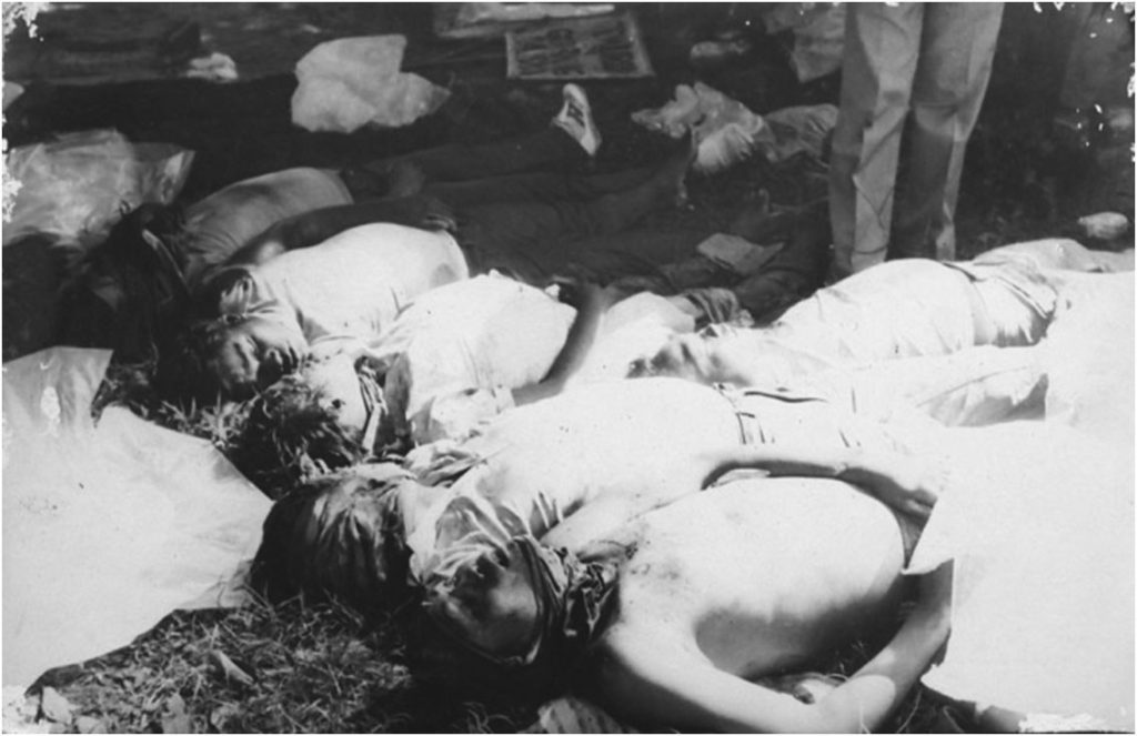 Escalante Massacre victims Martial Law Ferdinand Marcos