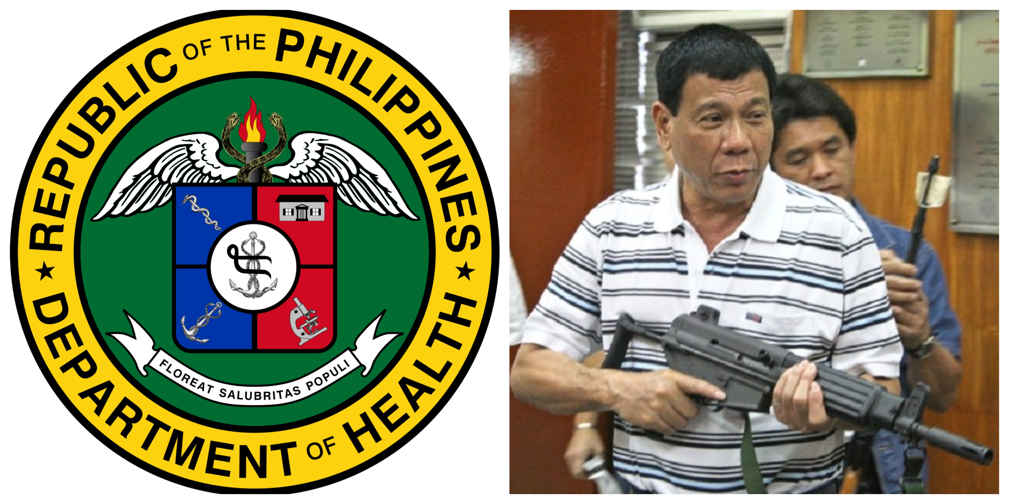 Rodrigo Duterte Department of Health budget