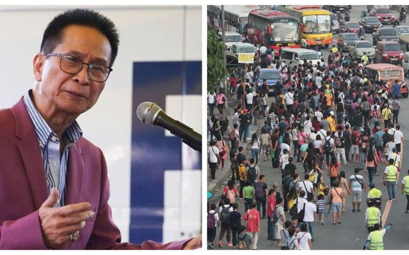 Salvador Panel Philippines Transport crisis