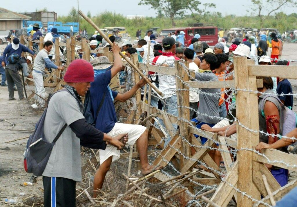 Hacienda Luisita massacre November 16 2004 Noynoy Aquino
