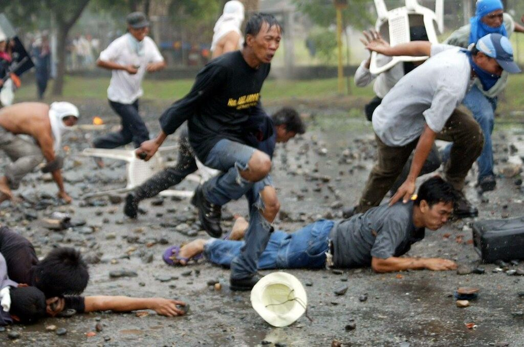Hacienda Luisita massacre November 16 2004