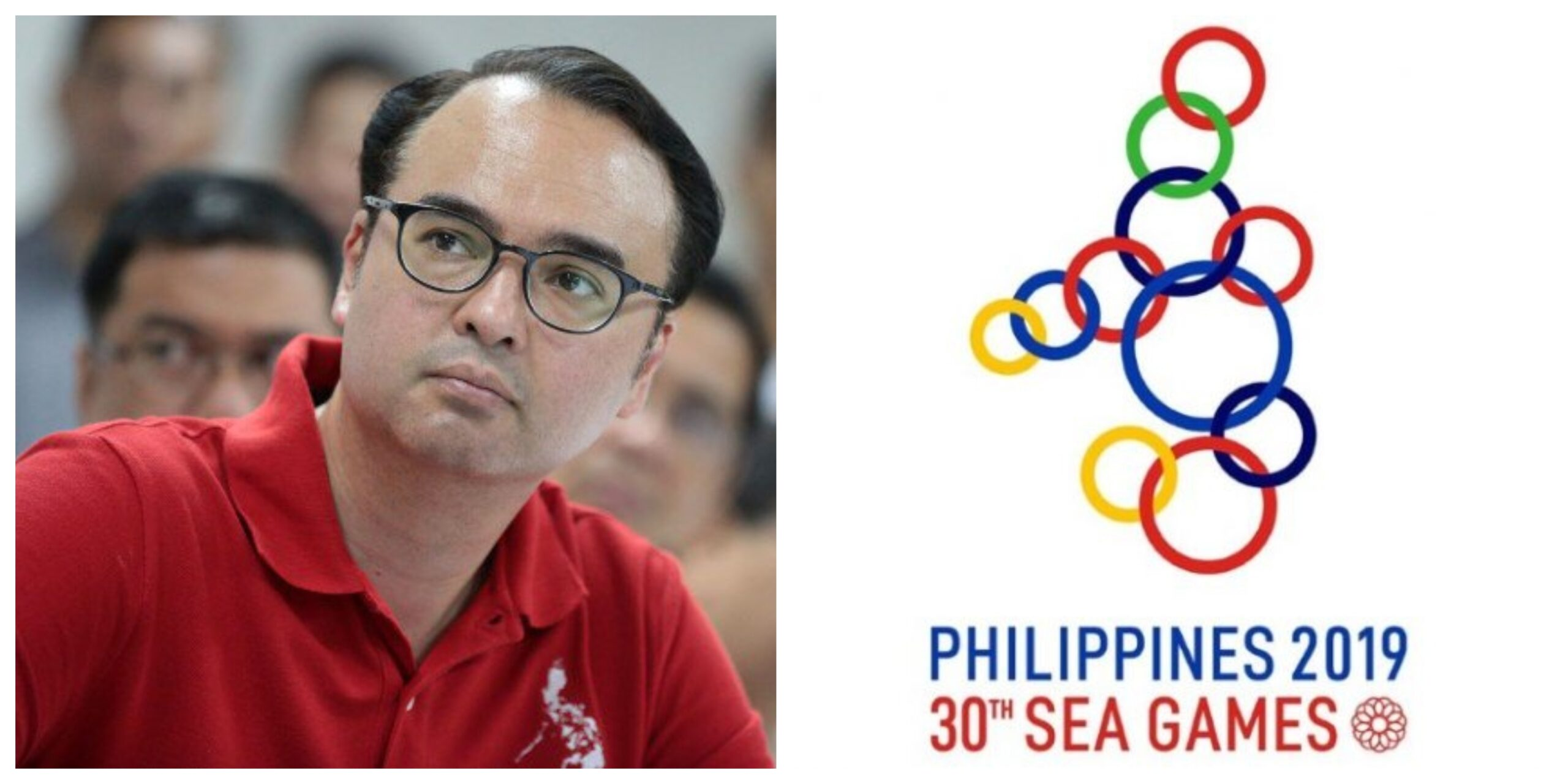 Alan Peter Cayetano 30th South-East Asian Games