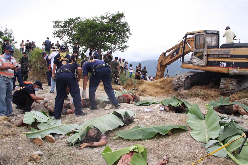 Ampatuan massacre 2009