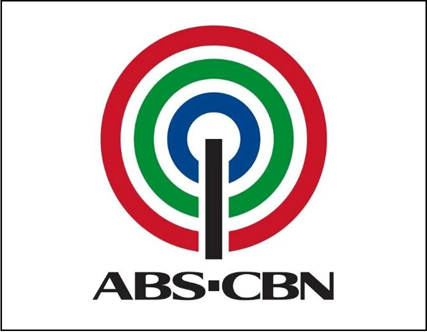 Logo of the ABS-CBN Corporation.