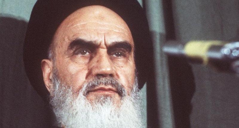 Grand Ayatollah Ruhollah Khomeini