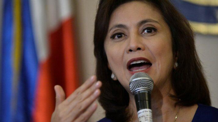 Vice President Leni Robredo