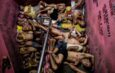Overcrowded Philippine jail