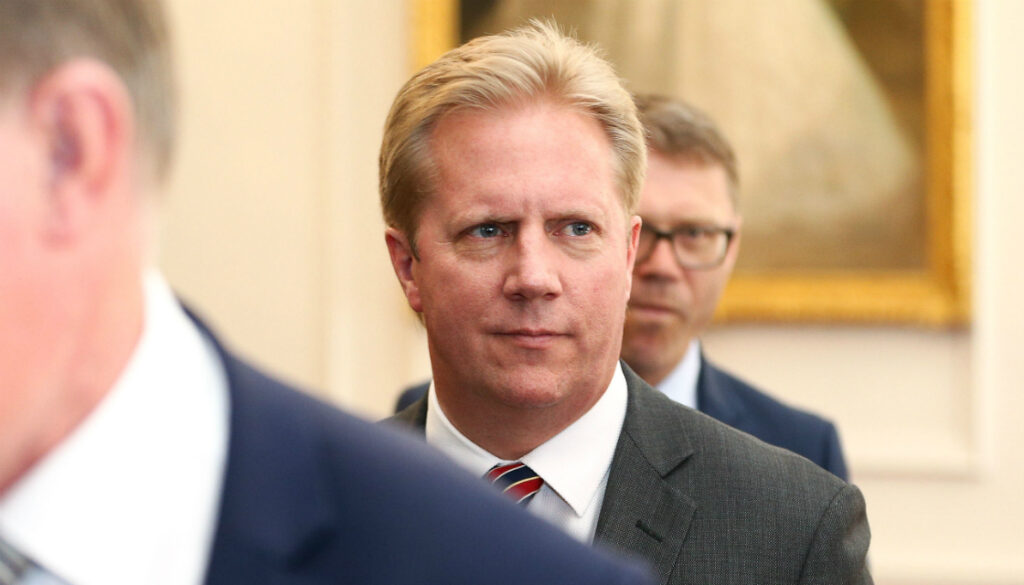 New Zealand National Party Todd McClay