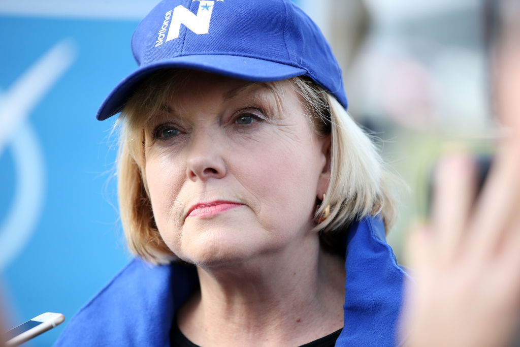 Judith Collins National Party