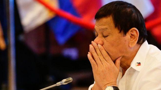 President Rodrigo Duterte COVID-19 pandemic