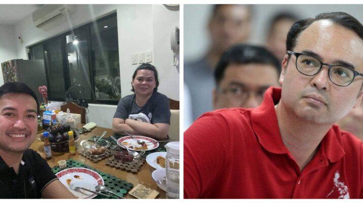 Lord Allan Velasco Sara Duterte Alan Peter Cayetano House of Representatives Speaker