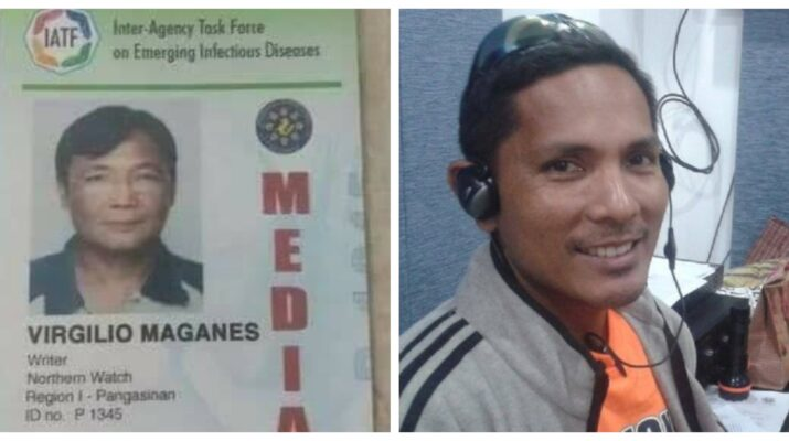 Virgilio Maganes Cornelio Rex Pepino war on drugs journalists killed in the Philippines