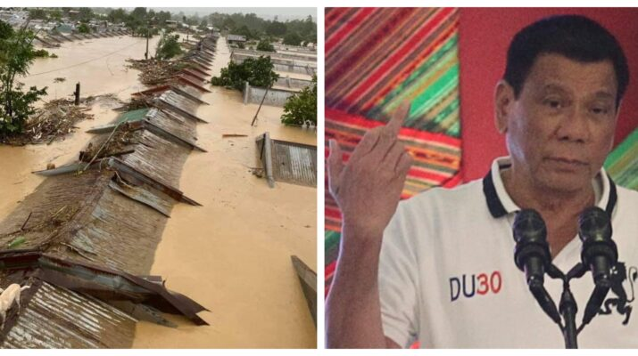 Rodrigo Duterte Typhoon Rolly Typhoon Ulysses calamity funds