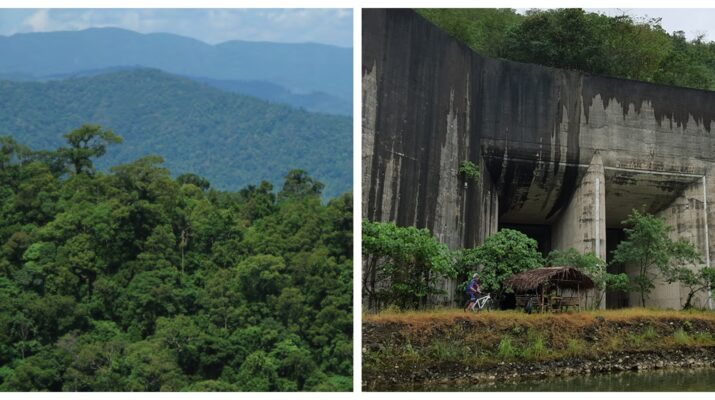Kaliwa Dam Sierra Madre mountain range Chinese loans Chico dam