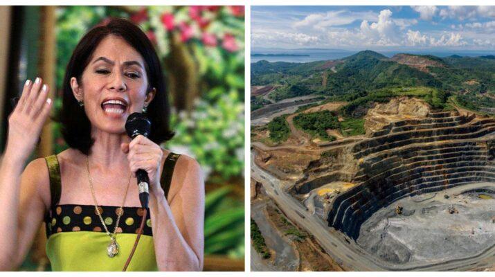 Gina Lopez DENR Secretary Didipio mine OceanaGold Philippines