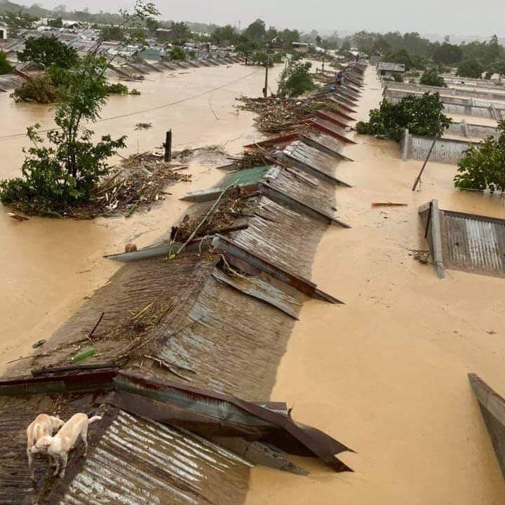 Typhoon Ulysses Rizal