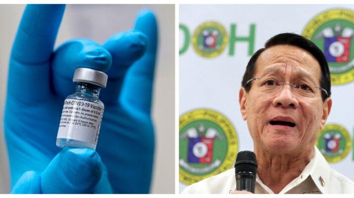 Francisco Duque III Covid-19 pandemic vaccine PFizer AstraZeneca Sinovac