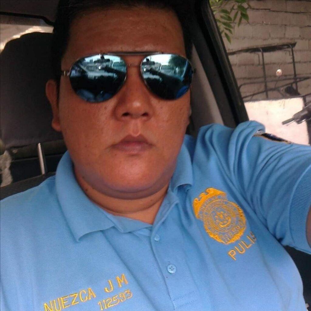 Philippine National Police Jonel Nuezca