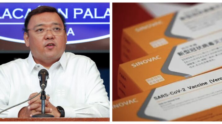 Harry Roque Rodrigo Duterte Sinovac vaccine