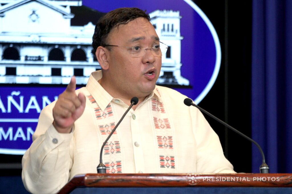 Presidential Spokesperson Harry Roque [Photo: Presidential Communications Operations Office]