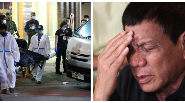 PDEA vs PNP shootout Rodrigo Duterte Ever Gotesco Mall