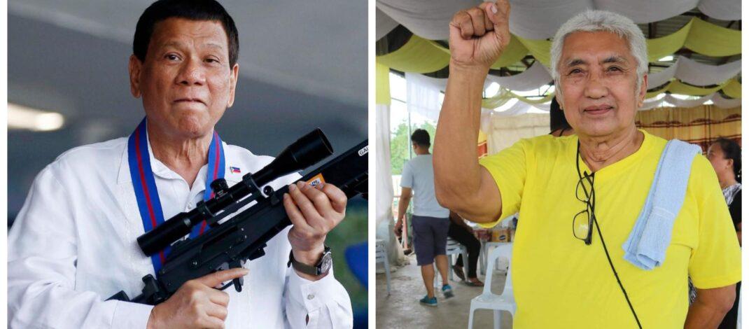 Rodrigo Duterte government killings NDFP peace consultants killings in the Philippines