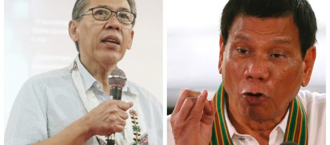 Chel Diokno President 2022 Rodrigo Duterte