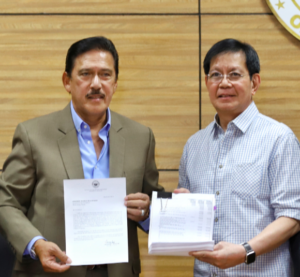 Tito Sotto and Ping Lacson 2022 Presidential Elections