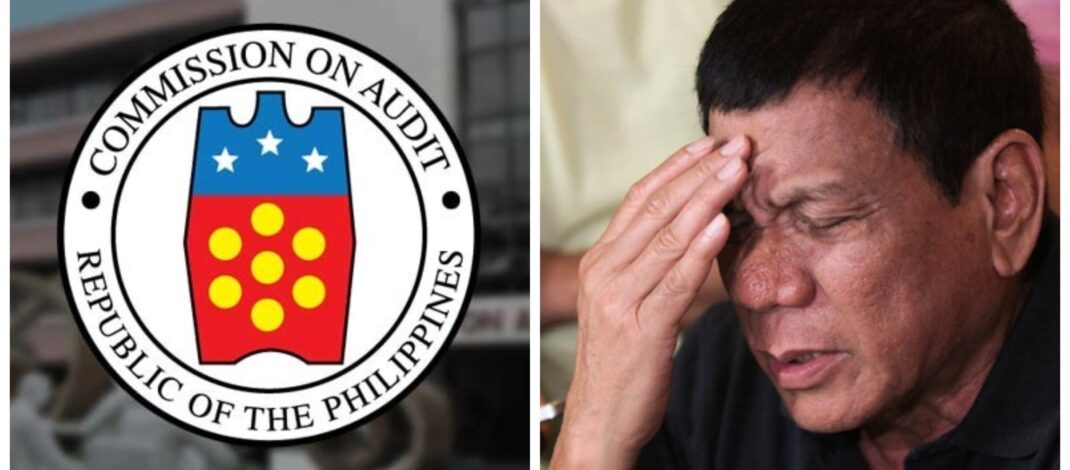 Rodrigo Duterte Commission on Audit