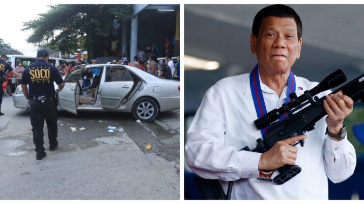 Lawyer Rex Fernandez Rodrigo Duterte extrajudicial killings
