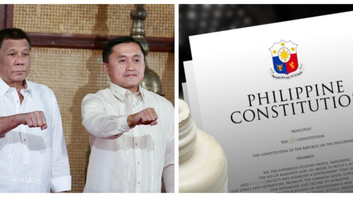 Bong Go Vice-President Rodrigo Duterte Halalan 2022