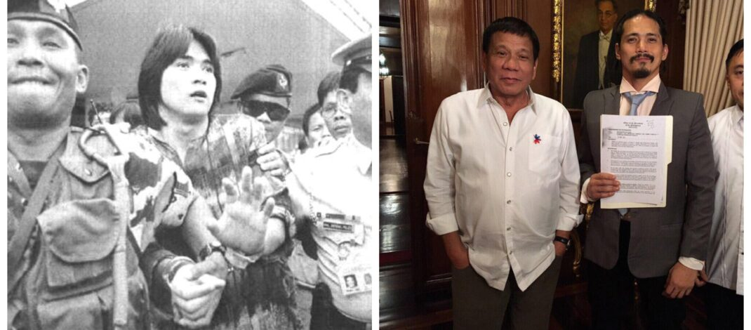 Rodrigo Duterte Robin Padilla 2022 Senator
